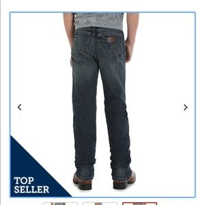🍁FLASH SALE Wrangler Retro Slim Straight Jeans